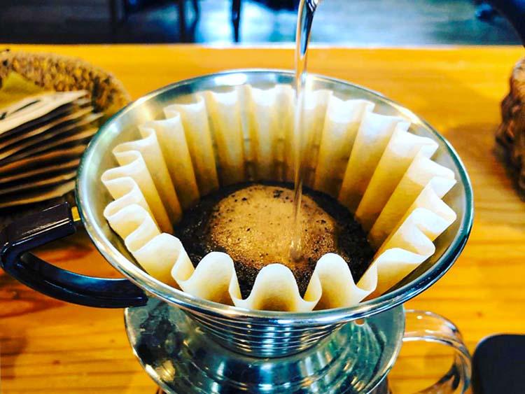 コーヒーChie's Coffee