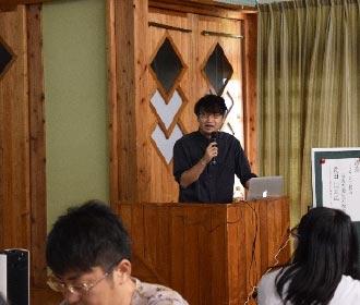 講座:武田翔太氏